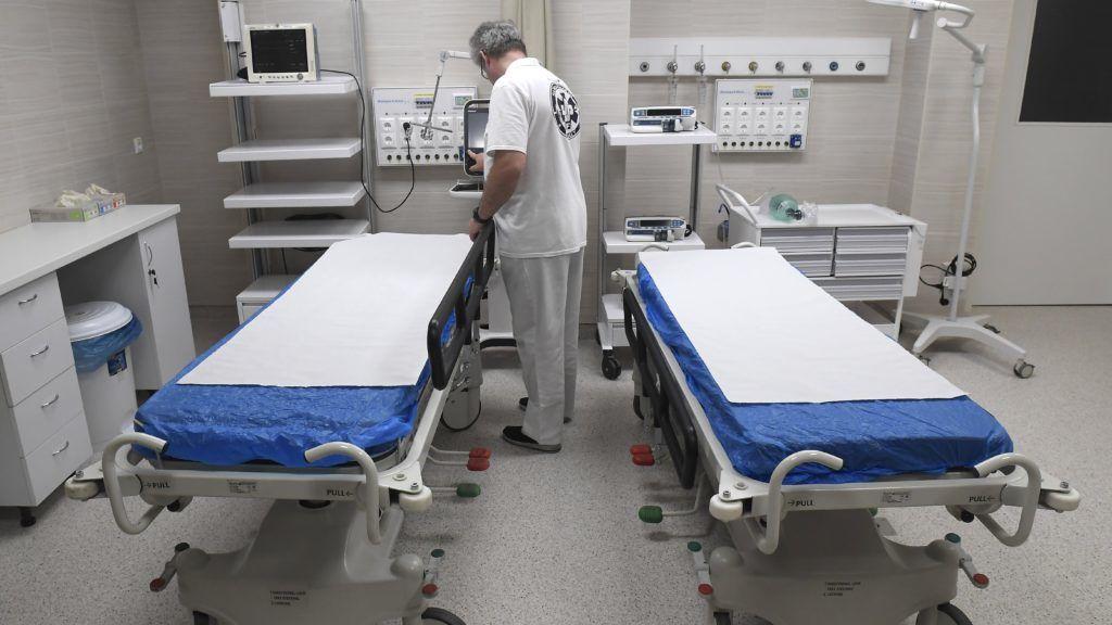 Cáfolja az éllátó központ a kórházbezárásokat