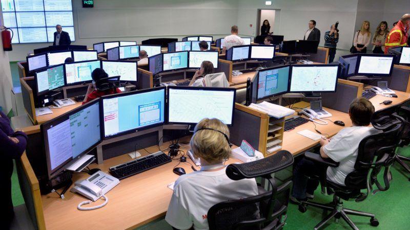 Új fővárosi mentésirányító központ az OMSZ-nél