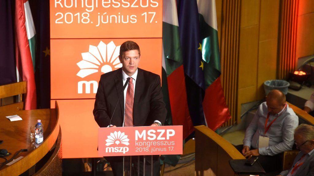 Az MSZP kongresszusa Budapesten