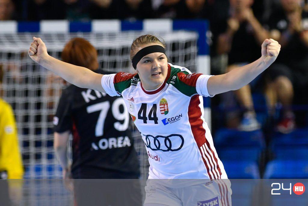 Hibátlan játékkal világbajnoki döntős a női junior kéziválogatott