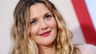 HOLLYWOOD, CA - MAY 21:  Actress Drew Barrymore arrives at the Los Angeles premiere of 'Blended' at TCL Chinese Theatre on May 21, 2014 in Hollywood, California.  (Photo by Axelle/Bauer-Griffin/FilmMagic)