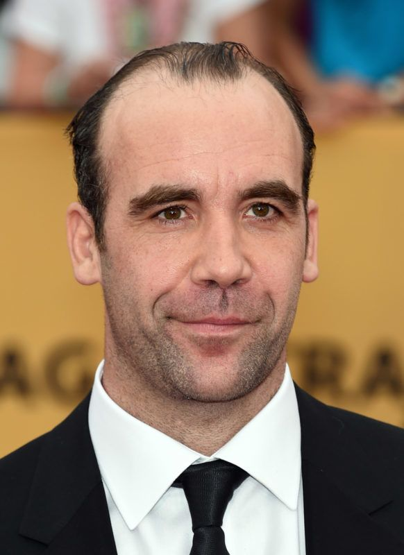 LOS ANGELES, CA - JANUARY 25:  Actor Rory McCann attends the 21st Annual Screen Actors Guild Awards at The Shrine Auditorium on January 25, 2015 in Los Angeles, California.  (Photo by Ethan Miller/Getty Images)