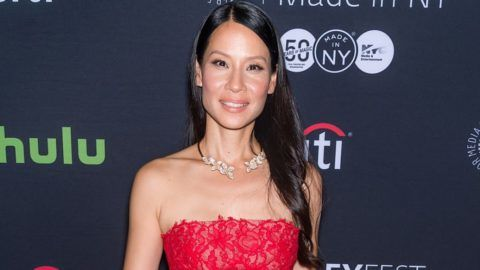 NEW YORK, NY - OCTOBER 08:  Actress Lucy Liu attends the PaleyFest New York 2016 'Elementary' screening at The Paley Center for Media on October 8, 2016 in New York City.  (Photo by Gilbert Carrasquillo/WireImage)