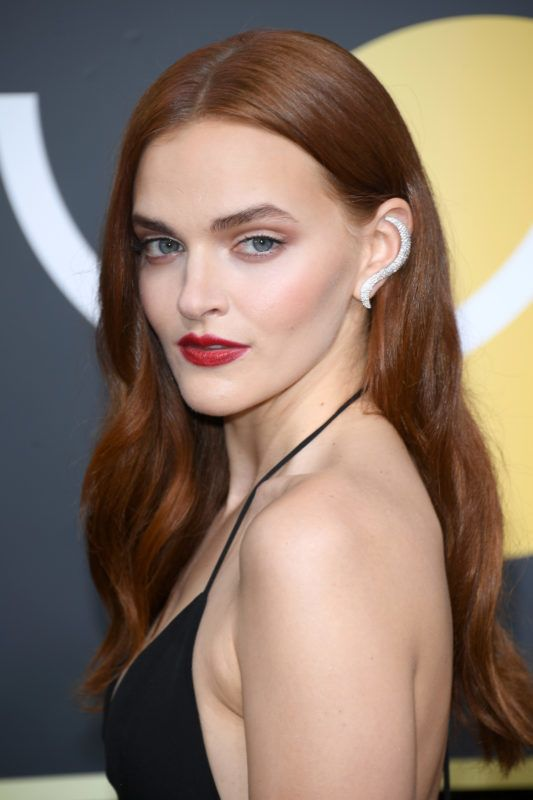 BEVERLY HILLS, CA - JANUARY 07:  Actor Madeline Brewer attends The 75th Annual Golden Globe Awards at The Beverly Hilton Hotel on January 7, 2018 in Beverly Hills, California.  (Photo by Venturelli/WireImage)