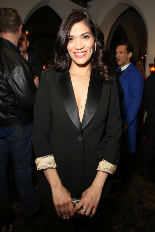 LOS ANGELES, CA - JANUARY 20:  Laura Gomez attends Entertainment Weekly's Screen Actors Guild Award Nominees Celebration sponsored by Maybelline New York at Chateau Marmont on January 20, 2018 in Los Angeles, California.  (Photo by Rachel Murray/Getty Images for Entertainment Weekly)