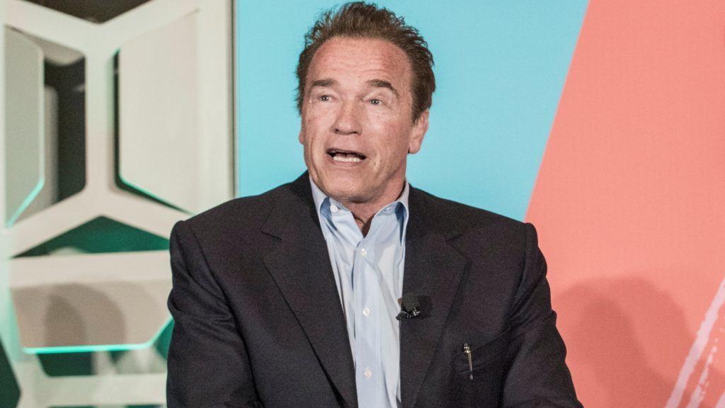 Jövő héten érkezik Arnold Schwarzenegger