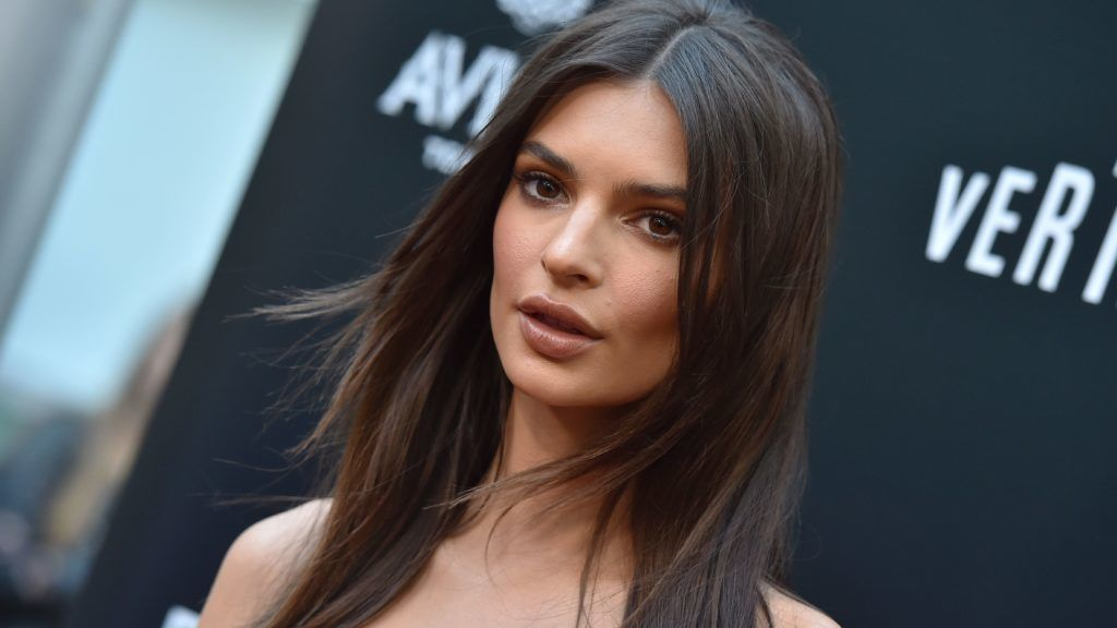HOLLYWOOD, CA - MAY 23:  Model Emily Ratajkowski attends the premiere of Vertical Entertainment's 'In Darkness' at ArcLight Hollywood on May 23, 2018 in Hollywood, California.  (Photo by Axelle/Bauer-Griffin/FilmMagic)
