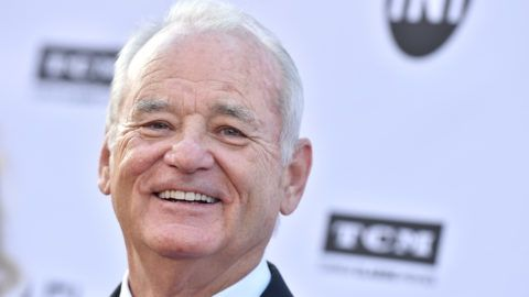 HOLLYWOOD, CA - JUNE 07:  Actor Bill Murray arrives at the American Film Institute's 46th Life Achievement Award Gala Tribute to George Clooney on June 7, 2018 in Hollywood, California.  (Photo by Axelle/Bauer-Griffin/FilmMagic)