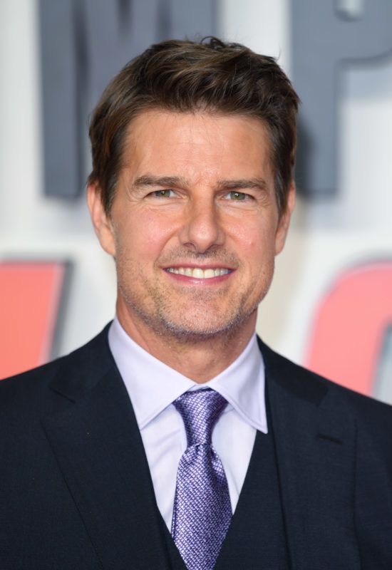 """LONDON, ENGLAND - JULY 13:  Tom Cruise attends the UK Premiere of """"Mission: Impossible - Fallout"""" at BFI IMAX on July 13, 2018 in London, England.  (Photo by Karwai Tang/WireImage)"""