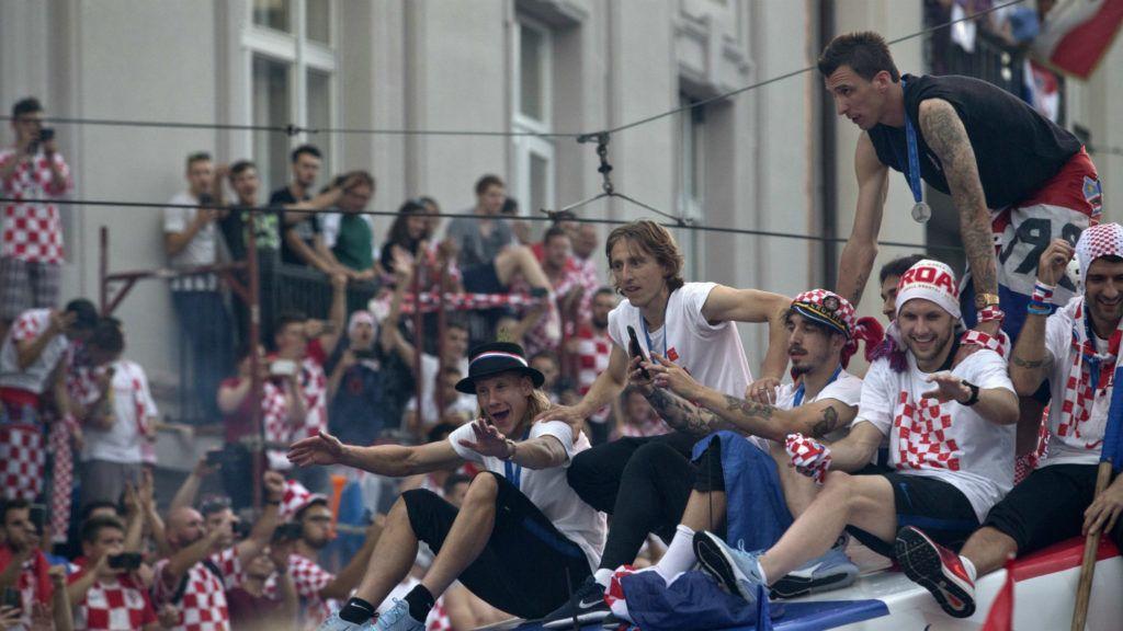 Álhír, hogy a horvát válogatott jótékony célra ajánlotta fel a jutalmát