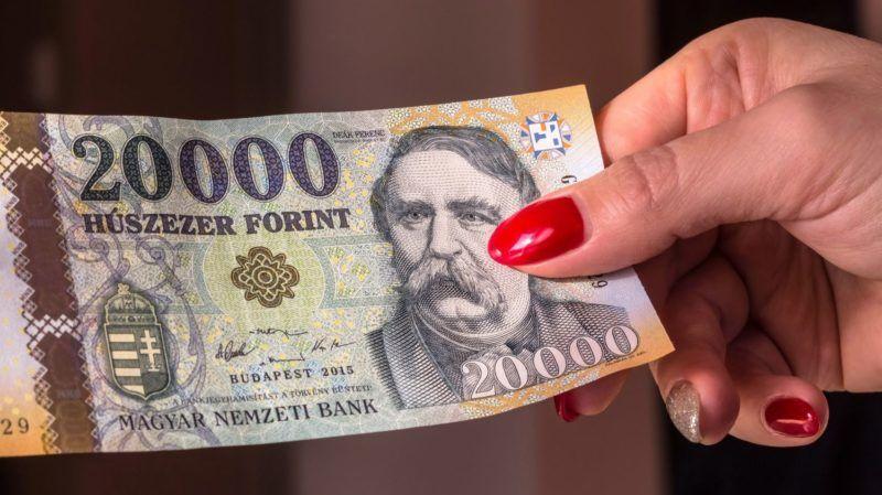 Budapest, 2016. január 3. A megújított húszezer forintos bankjegy eleje. A Magyar Nemzeti Bank (MNB) 2014 és 2018 között folyamatosan újítja meg a jelenlegi bankjegysorozat címleteit. A 10 000 forintos után a második elem a megújított 20 000 forintos bankjegy, amelyet 2015. december 14-tõl hozott forgalomba a bank. A régi húszezres bankjegyek 2016 végéig használhatók fel a készpénzforgalomban. MTVA/Bizományosi: Faluldi Imre  *************************** Kedves Felhasználó! Ez a fotó nem a Duna Médiaszolgáltató Zrt./MTI által készített és kiadott fényképfelvétel, így harmadik személy által támasztott bárminemû – különösen szerzõi jogi, szomszédos jogi és személyiségi jogi – igényért a fotó készítõje közvetlenül maga áll helyt, az MTVA felelõssége e körben kizárt.