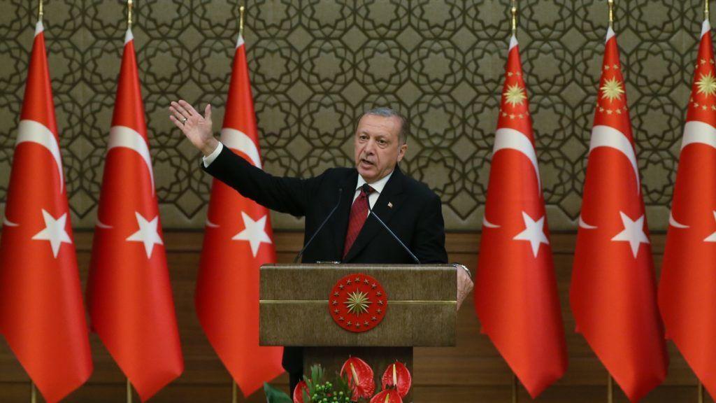 Véget ért a rendkívüli állapot Törökországban