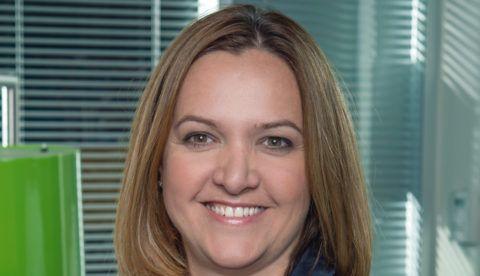 Szentkuti Gabriella, a Microsoft Magyarország leköszönő ügyvezetője