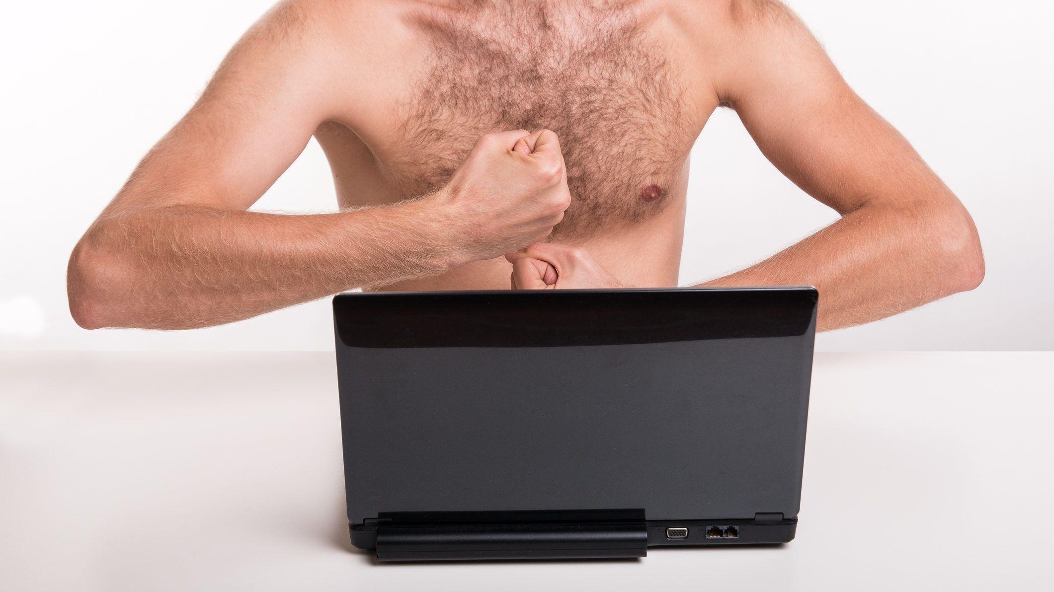 zsarolás pornó afrikai tini Creampie