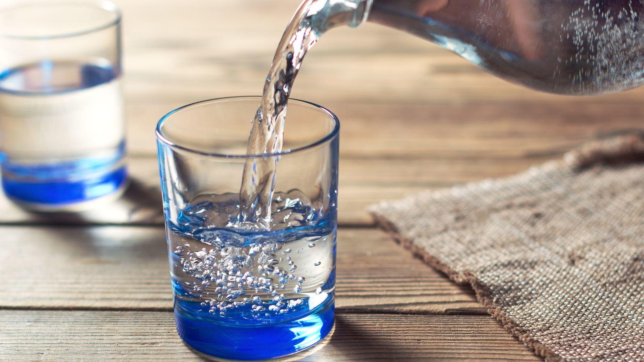 hogyan kell rendesen inni vizet a visszérrel