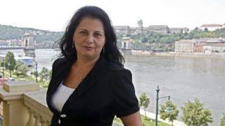 Budapest, 2010. július 5. Vida Ildikó, az Adó- és Pénzügyi Ellenõrzési Hivatal (APEH) 2010. június 28-i hatállyal kinevezett elnöke. A felvétel 2010. július 5-én készült a hivatalban. MTI Fotó