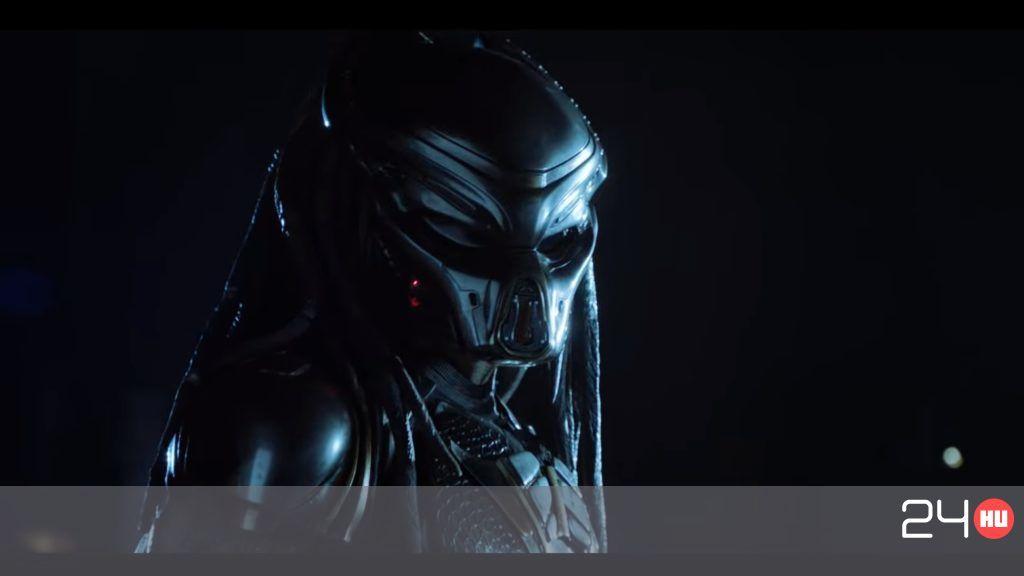 Végre láthatjuk akcióban a továbbfejlesztett Predatort