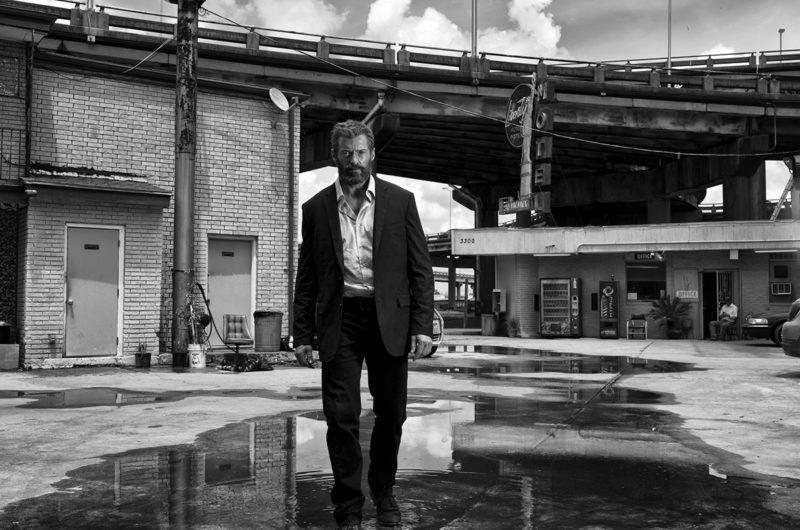 Logan2017Real  James MangoldHugh Jackman.Collecction Christophel © Donners Company / Kinberg genre / Marvel Entertainment / Twentieth century fox film corporation
