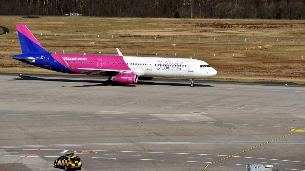 98a51904f499 Már Budapesten is él a Wizz Air új poggyászszabályzata | 24.hu