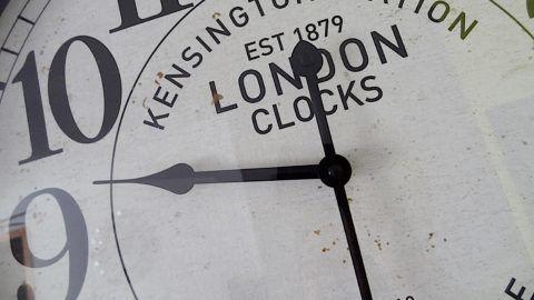 London clock | Horloge Londres 15/04/2018