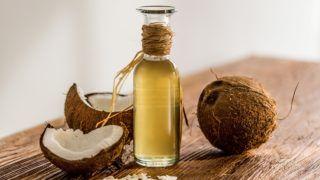 Coconut oil.  Paris, France   GARO/PHANIE