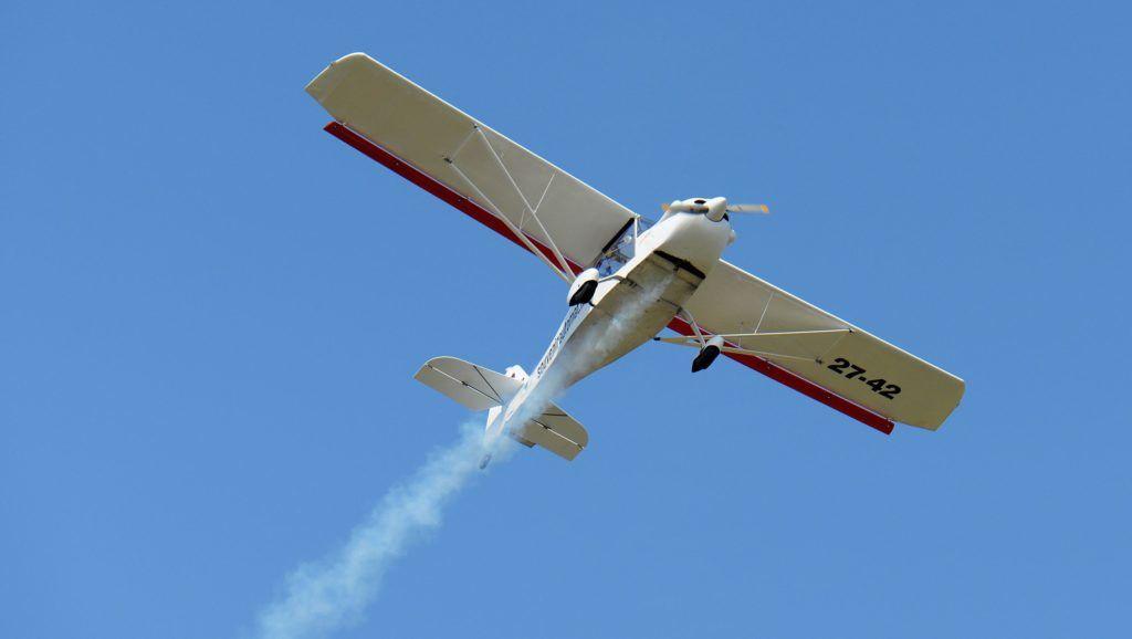 Hajdúszoboszló, 2013. augusztus 22. Kreith Eduárd Apollo Fox típusú ultrakönnyû kisrepülõgéppel bemutató repülést végez a Hajdúszoboszlói Repülõtér légterében. MTVA/Bizományosi: Oláh Tibor  *************************** Kedves Felhasználó! Az Ön által most kiválasztott fénykép nem képezi az MTI fotókiadásának, valamint az MTVA fotóarchívumának szerves részét. A kép tartalmáért és a szövegért a fotó készítõje vállalja a felelõsséget.