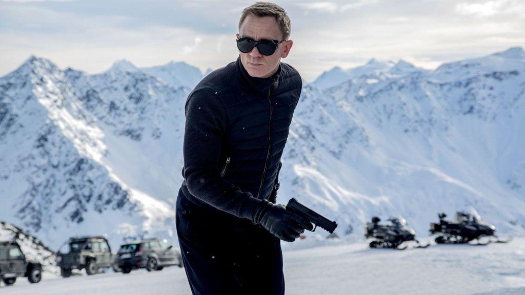 007 Spectre Spectre 2015 Real  Sam Mendes Daniel Craig. Collection Christophel © Eon Productions