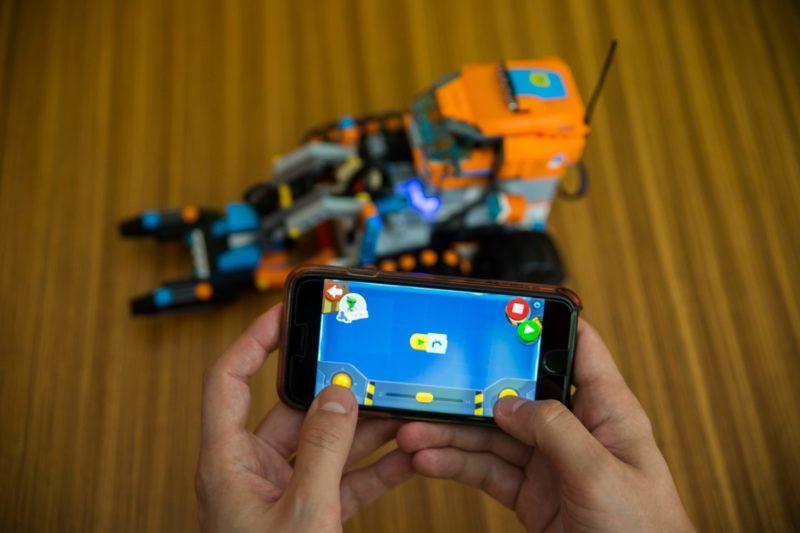 LEGO Boost / Sarkvidéki jármű