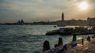 Velence, 2018. május 26. A Szent Márk-csatorna (Canale di San Marco) Velencében 2018. május 25-én. MTI Fotó: Balogh Zoltán