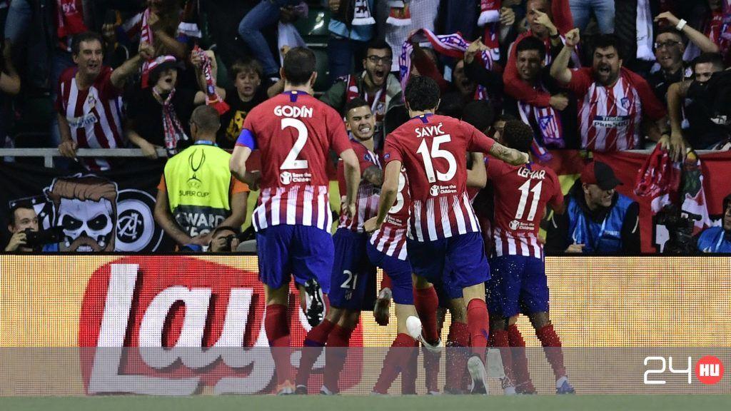 Diego Costa bombája a leggyorsabb gól az Európai Szuperkupák történetében