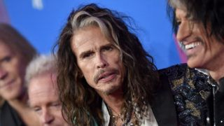 NEW YORK, NY - AUGUST 20:  Steven Tyler of Aerosmith attends the 2018 MTV Video Music Awards at Radio City Music Hall on August 20, 2018 in New York City.  (Photo by Axelle/Bauer-Griffin/FilmMagic)