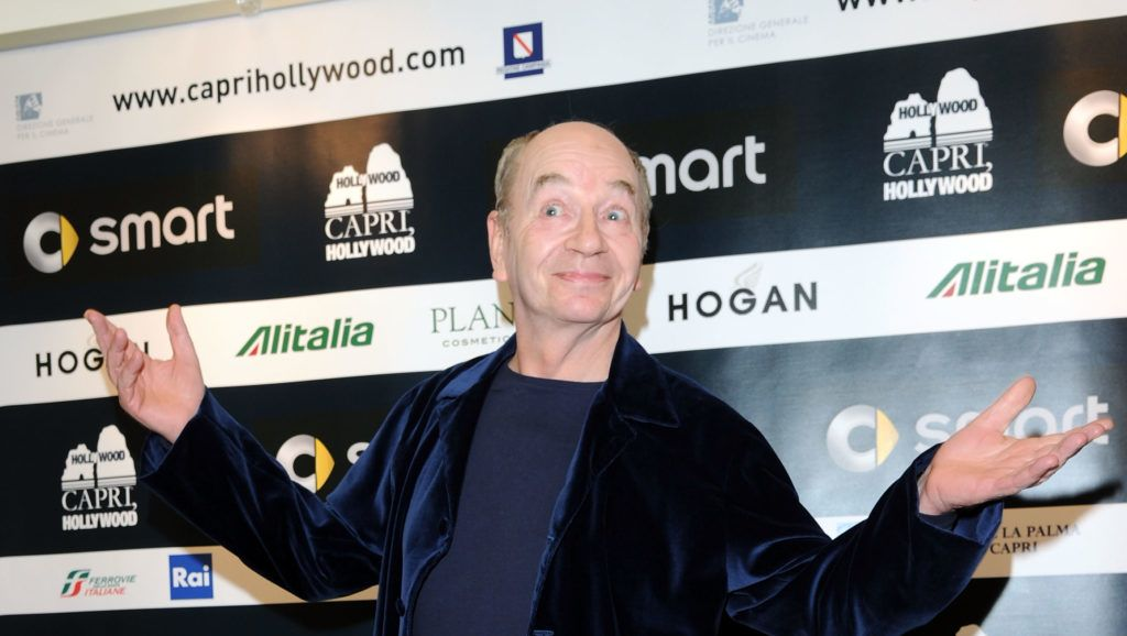 CAPRI, ITALY - DECEMBER 27:  Lindsay Kemp attends the first day of the 16th Annual Capri Hollywood International Film Festival on December 27, 2011 in Capri, Italy.  (Photo by Venturelli/Getty Images)