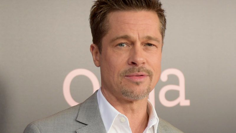"""NEW YORK, NY - JUNE 08: Co-Producer Brad Pitt attends """"Okja"""" New York Premiere at AMC Loews Lincoln Square 13 on June 8, 2017 in New York City.  (Photo by Jason Kempin/Getty Images for Netflix)"""
