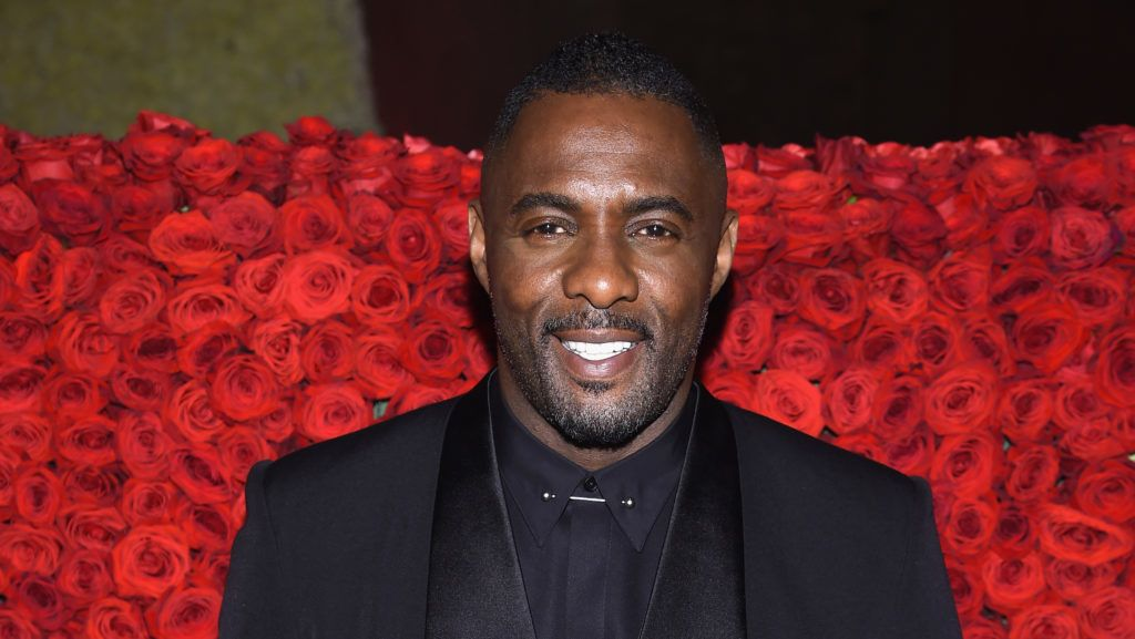 NEW YORK, NY - MAY 07: Idris Elba attends the Heavenly Bodies: Fashion & The Catholic Imagination Costume Institute Gala at The Metropolitan Museum of Art on May 7, 2018 in New York City.  (Photo by Dimitrios Kambouris/MG18/Getty Images for The Met Museum/Vogue)