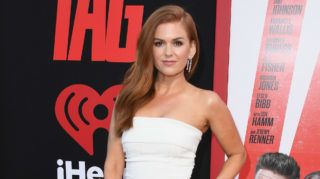 """WESTWOOD, CA - JUNE 07:  Isla Fisher attends the premiere of Warner Bros. Pictures And New Line Cinema's """"Tag"""" at Regency Village Theatre on June 7, 2018 in Westwood, California.  (Photo by Jon Kopaloff/FilmMagic)"""