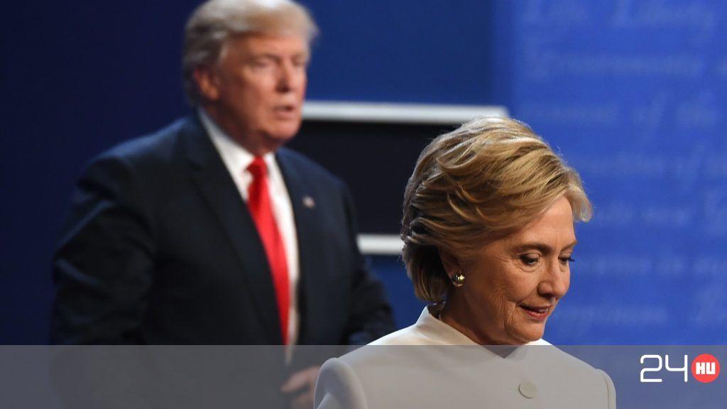 Robotok befolyásolták az amerikai elnökválasztást