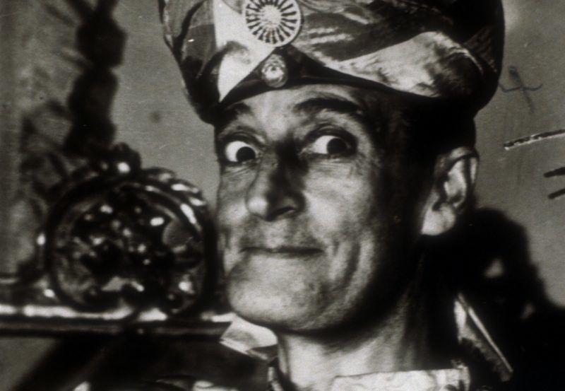 """Guardie e ladri  Year: 1951 Director: Mario Monicelli and Steno   Totò  Portrait from the movie """"Guardie e ladrie"""""""