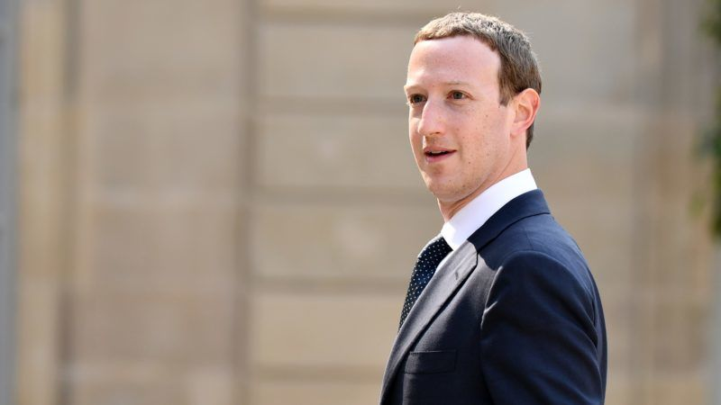 PARIS, FRANCE - MAY 23: Mark Zuckerberg Founder and CEO of Facebook arrives for a meeting with French President Emmanuel Macron (not seen) for the 'Tech for Good' summit at the Elysee Palace in Paris, France on May 23, 2018. Mustafa Yalcin / Anadolu Agency