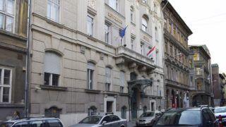 Budapest, 2017. március 17. A Semmelweis Egyetem Egészségtudományi Kar épülete a VIII. kerület Vas utca 17-ben. MTVA/Bizományosi: Róka László  *************************** Kedves Felhasználó! Ez a fotó nem a Duna Médiaszolgáltató Zrt./MTI által készített és kiadott fényképfelvétel, így harmadik személy által támasztott bárminemû – különösen szerzõi jogi, szomszédos jogi és személyiségi jogi – igényért a fotó készítõje közvetlenül maga áll helyt, az MTVA felelõssége e körben kizárt.