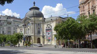 Budapest, 2015. június 20.A Vígszínház műemlék épülete a főváros XIII. kerületében, a Szent István körúton. MTVA/Bizományosi: Lehotka László ***************************Kedves Felhasználó!Az Ön által most kiválasztott fénykép nem képezi az MTI fotókiadásának, valamint az MTVA fotóarchívumának szerves részét. A kép tartalmáért és a szövegért a fotó készítője vállalja a felelősséget.