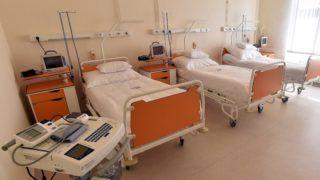 Budapest, 2017. március 28. A MH Honvédkórház újonnan átadott I. Fázisú Klinikai Farmakológiai Laboratóriumának egyik kezelõszobája 2017. március 28-án. A fázis I. vizsgálat során elsõ alkalommal próbálnak ki új gyógyszerhatóanyagot emberen. MTI Fotó: Máthé Zoltán