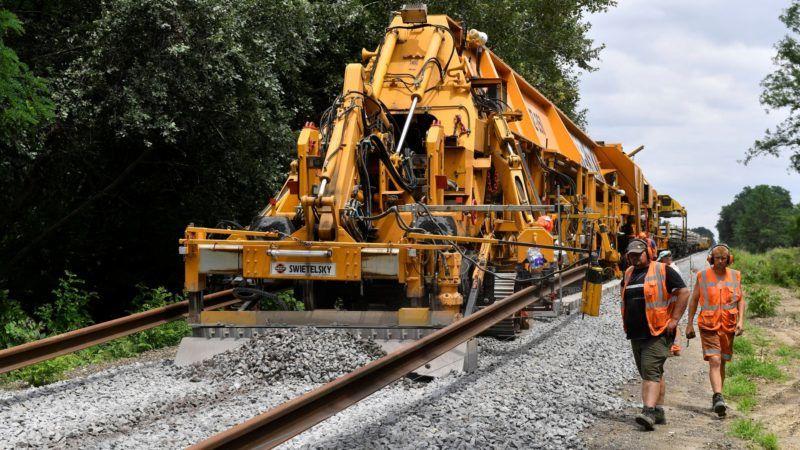 Épül a vasútvillamos vonal Szeged és Hódmezővásárhely között