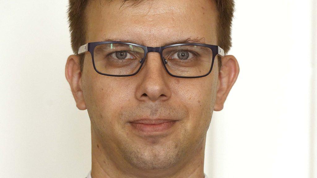 Budapest, 2018. szeptember 3. Bóka János, az Igazságügyi Minisztérium államtitkára, miután átvette kinevezését Áder János köztársasági elnöktõl a Sándor-palotában 2018. szeptember 3-án. MTI Fotó: Bruzák Noémi