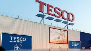 Gyõr, 2017. szeptember 8. A gyõri Tesco hipermarket áruház 2017. szeptember 8-án. Az áruházlánc sajtóosztályának tájékoztatás szerint az áruházak többsége a dolgozók egy részének sztrájkja ellenére továbbra is nyitva tart. MTI Fotó: Krizsán Csaba