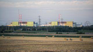 Paks, 2018. június 22. A paksi atomerõmû 2018. június 22-én. MTI Fotó: Sóki Tamás