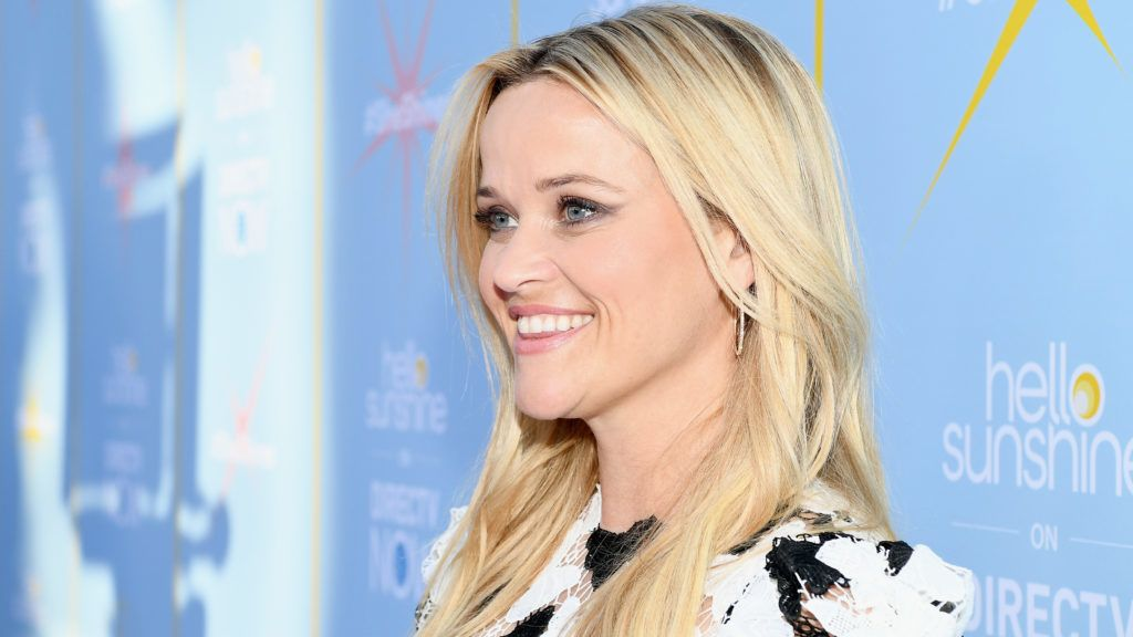 """LOS ANGELES, CA - AUGUST 06:  Reese Witherspoon attends the AT&T and Hello Sunshine launch celebration of """"Shine On With Reese"""" and """"Master The Mess"""" at NeueHouse Hollywood on August 6, 2018 in Los Angeles, California.  (Photo by Emma McIntyre/Getty Images for AT&T)"""