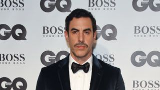 LONDON, ENGLAND - SEPTEMBER 05:  Sacha Baron Cohen attends the GQ Men of the Year Awards 2018 in association with HUGO BOSS at Tate Modern on September 5, 2018 in London, England.  (Photo by David M. Benett/Dave Benett/Getty Images for Hugo Boss)