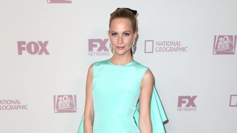 LOS ANGELES, CA - SEPTEMBER 17:Poppy Delevingne arrives at the FOX Broadcasting Company, FX, National Geographic and 20th Century Fox Television 2018 Emmy Nominee Party at Vibiana on September 17, 2018 in Los Angeles, California. (Photo by Joe Scarnici/WireImage)