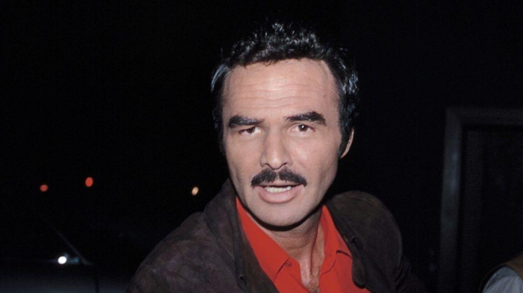 Burt Reynolds in Los Angeles, California on September 1, 1981. (Photo by Walter McBride/Corbis via Getty Images)
