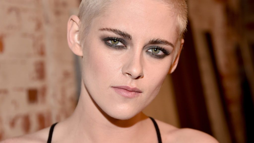 LOS ANGELES, CA - MARCH 07:  Actor Kristen Stewart at the Flux and Cinefamily Hosted Premiere of IFC Films? PERSONAL SHOPPER at The Carondelet House on March 7, 2017 in Los Angeles, California.  (Photo by Alberto E. Rodriguez/Getty Images)